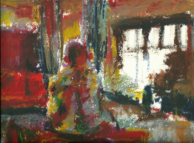 Alan oil bar TN by Liza Brett.
